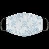 Minimalist Flowers Face Mask Washable Reusable