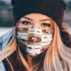 SAN-FRANCISCO-49ERS-FACE-MASK