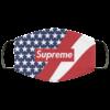 Flag Supreme Mask
