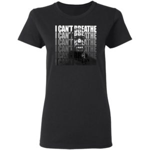 George Floyd I Can't Breathe I Can't Breathe Shirt