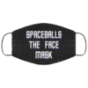 Spaceballs the Washable Reusable Face Mask Adult