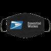 Essential Worker Postal Service Washable Reusable Face Mask Adult