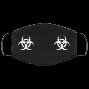 Biohazard Washable Reusable Face Mask Adult