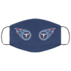 Tennessee Titan Washable Reusable Face Mask Adult