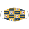 Pittsburgh Steelers Washable Reusable Face Mask Adult