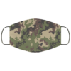Army Camo Washable Reusable Face Mask Adult