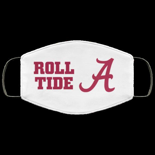 Nick Saban Roll Tide Washable Reusable Face Mask Adult