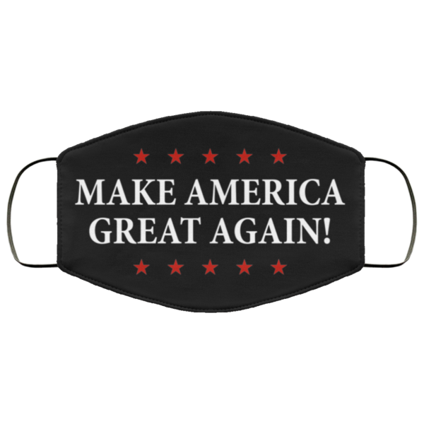 Make America Great Again Face Mask
