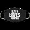 Black Lives Matter Washable Reusable Custom Anti Racism Face Mask