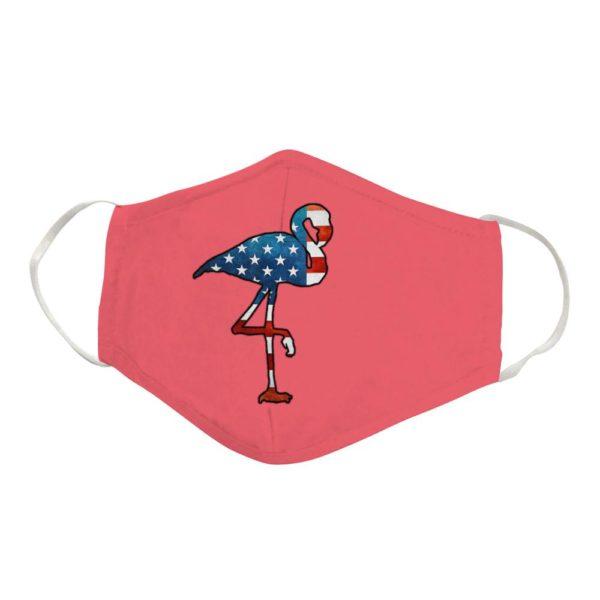 Flamingo Cloth Face Mask Reusable