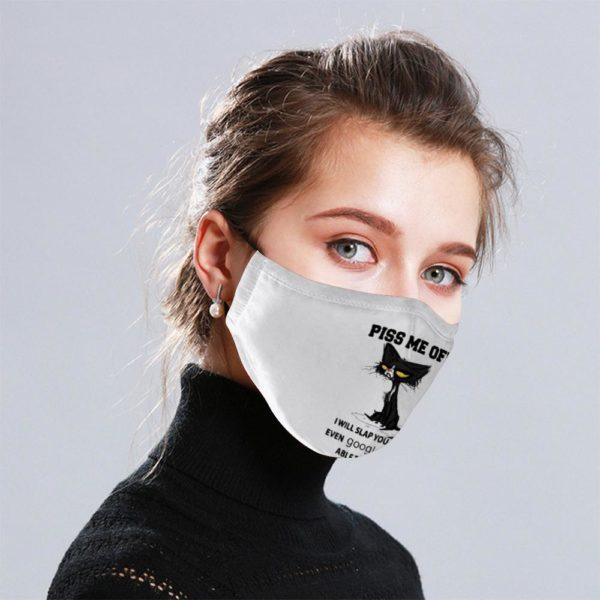 Cute Cat Cloth Face Mask Reusable
