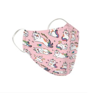 Unicat Cloth Face Mask Reusable