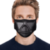 Darth Vader Star Wars Movie Characters Face Mask