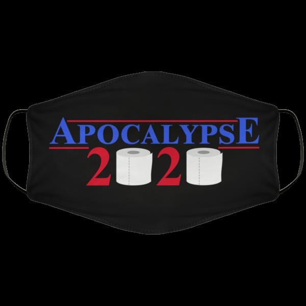 Apocalypse 2020 Face Mask