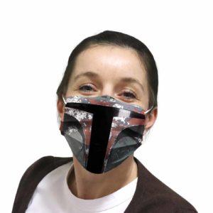 Boba Fett Face Mask