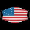 Betsy Ross Flag Face Mask