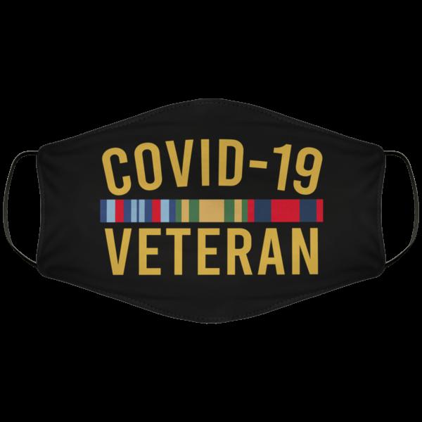 COVID-19 Veteran Face Mask