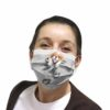 Cavalier King Charles Spaniel Scratch Face Mask
