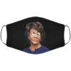 Crazy Maxine Waters Face Mask