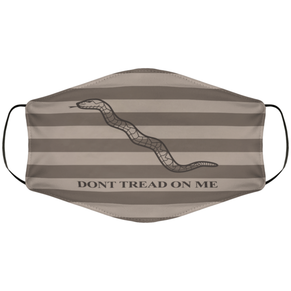 Dont Tread on Me Face Mask