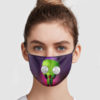 Gir Invader Zim Cloth Face Mask
