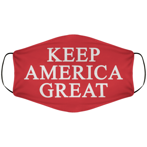 Keep America Great Face Mask