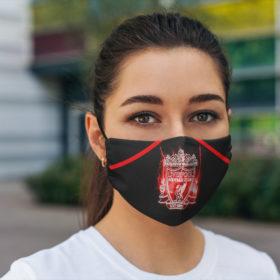 Liverpool champions YNWA EST 1892 face mask 2