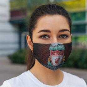 Liverpool champions YNWA face mask 2