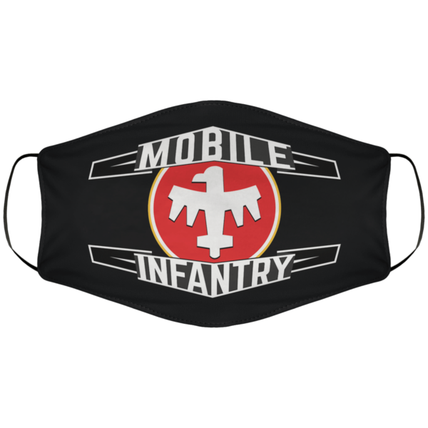 Mobile Infantry Face Mask