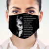 Bon Jovi Its My Life Its Now Or Never Cloth Face Mask