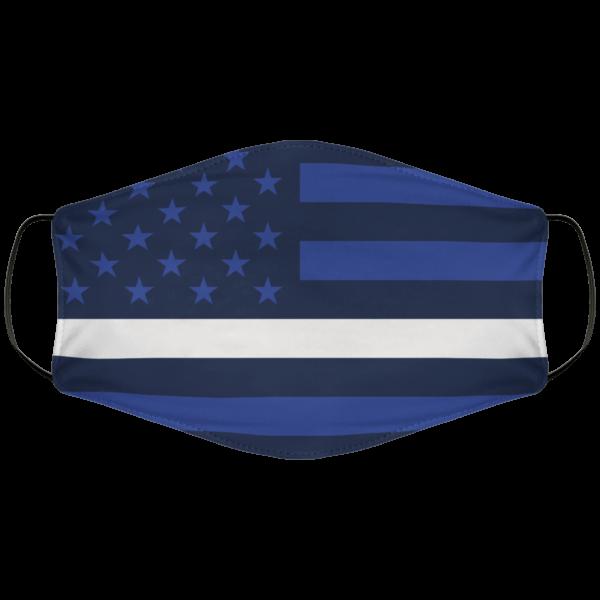 Whiteline Flag V1 Face Mask