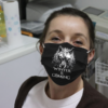 GOT - Wolf - Winter Is Coming Cloth Face Mask