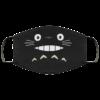 Totoro smile Face Mask