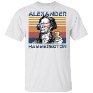 Alexander Hammeredton t-shirt