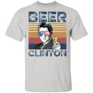 Beer Clinton t-shirt