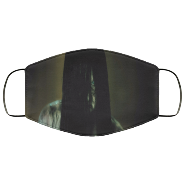 Sadako Yamamura Cloth Face Mask