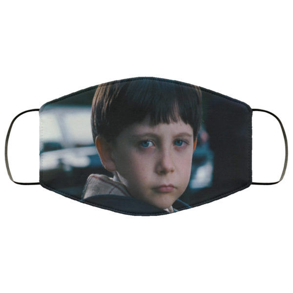 Damien Thorn Cloth Face Mask