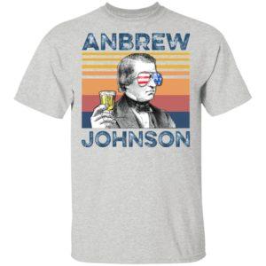 Anbrew Johnson t-shirt