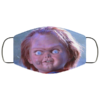 Chucky Cloth Face Mask