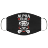 Chris Jericho alpha club Cloth Face Mask