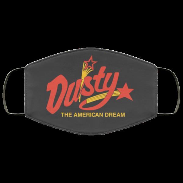Dusty Rhodes WWE Cloth Face Mask