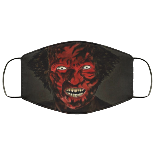 Insidious demon Cloth Face Mask