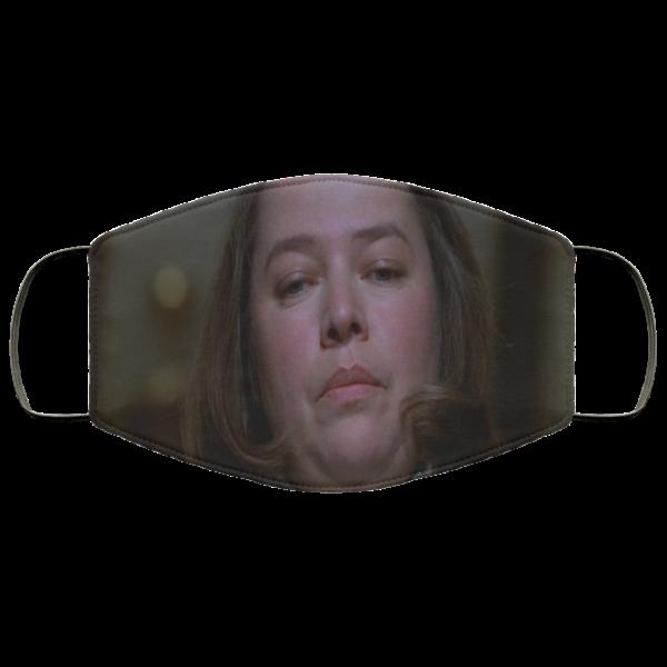 Annie Wilkes Cloth Face Mask