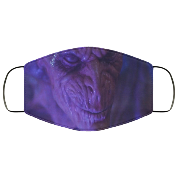 Pumpkinhead Cloth Face Mask