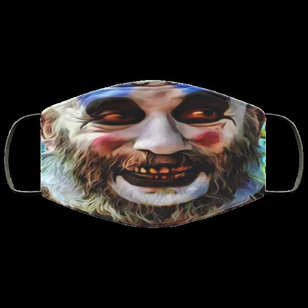 Captain Spaulding Cloth Face Mask