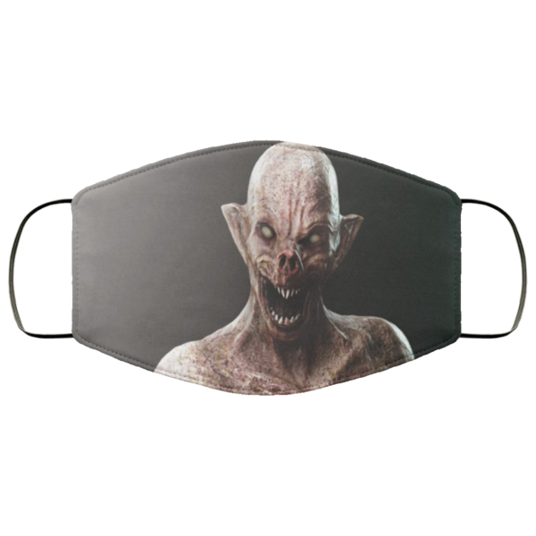 Crawlers Cloth Face Mask