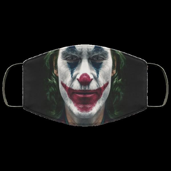Joker Cloth Face Mask