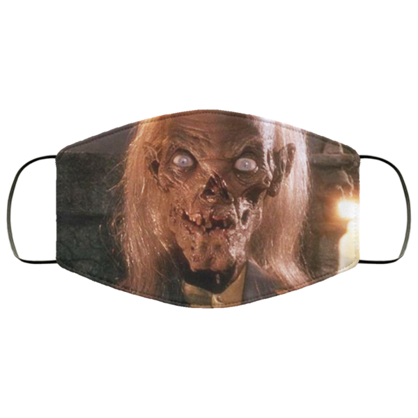 The Crypt Keeper Cloth Face Mask