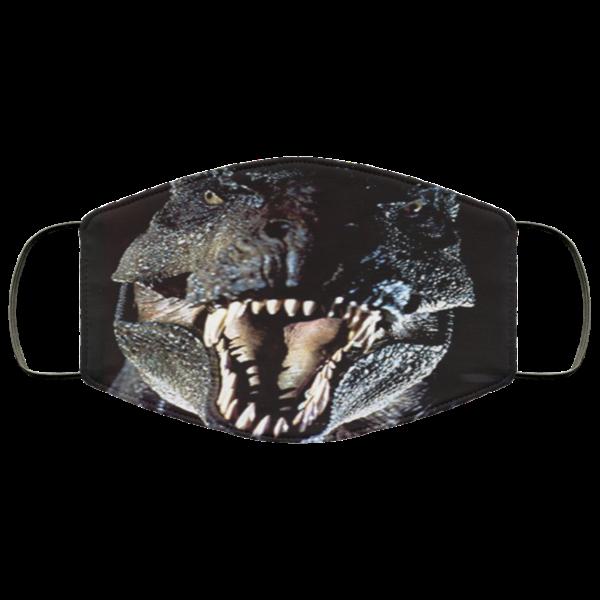 Tyrannosaurus Rex Cloth Face Mask