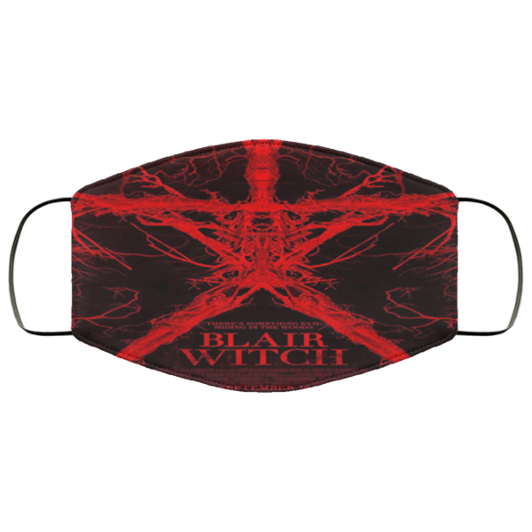 The Blair Witch Cloth Face Mask